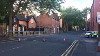 North Sherwood Street in Nottingham