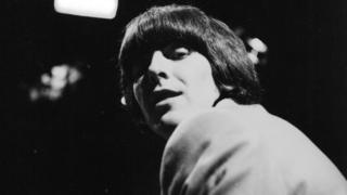 George Harrison on TOTP in 1965
