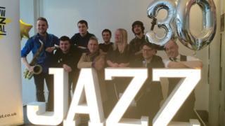 jazz festival launch