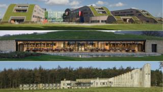 Alder Hey Hospital, Gloucester Services and Stanbrook Abbey