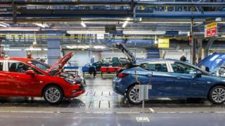Opel Astra üretimi