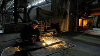 Завод в Пикалево