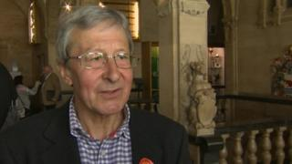 Oxford City Council leader Bob Price
