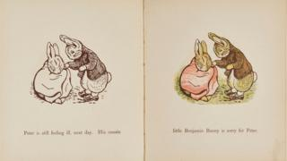 Peter Rabbit's Painting Book