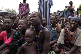 Kundi la Democratic Movement Cobra Faction linasema kuwa linapigania haki za watu wa Murle