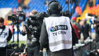 BT cameraman