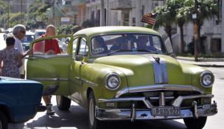Watalii wa Marekani nchini Cuba