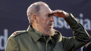Marehemu Fidel Castro