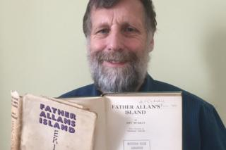Alistair McIntosh and the book
