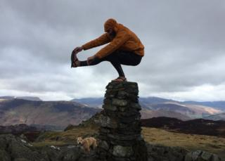 High Seat in the Lake District