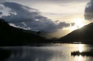 Loch Beannacharan