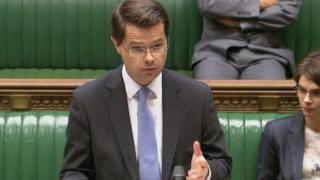 James Brokenshire from the House of Commons