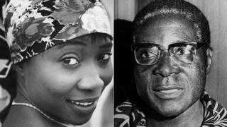 Salalii Haafroon 1955 (B), Roobart Mugabe 1976 (M)