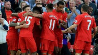 Liverpool yaishinda Leicester 2-1