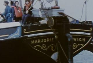 Historic barge