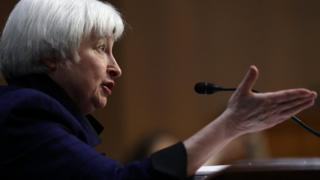 Janet Yellen testifies to Congress on 17 November