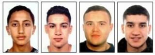 مظنونان حملات