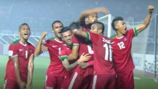Indonesia, Thailand, AFF, sepak bola