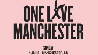 One Love concert flyer