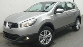 Police have issued a picture of a Nissan Qashquai thought to be similar to the car involved.