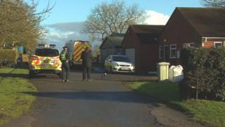 Police in Lincolnshire
