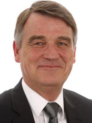 Councillor Martin Gannon