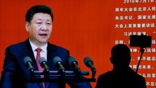 Çin Devlet Başkanı Xi Jin Ping