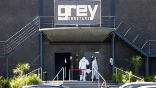 Investigators at Grey