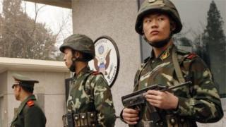 Китай і ЦРУ
