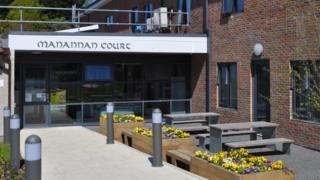 Grianagh Court in Braddan