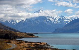 新西蘭有美麗壯觀的自然風光