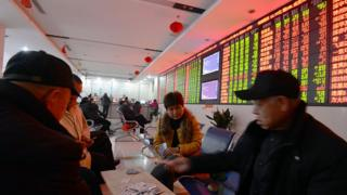 Shanghai shares