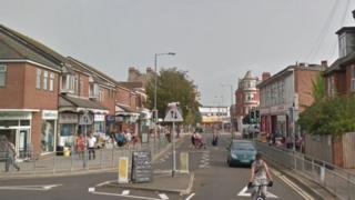 Jackson Road/West Avenue in Clacton, Essex