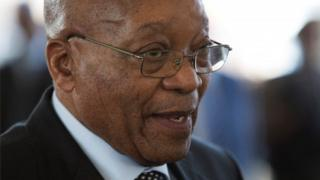 La motion de défiance contre le président Zuma est considérée comme un test d'unité pour le parti au pouvoir, l'ANC.