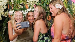 The love of the selfie is powering cosmetic sales