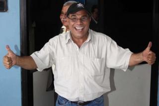 José Adán Salazar Umaña, más conocido como el Chepe Diablo.