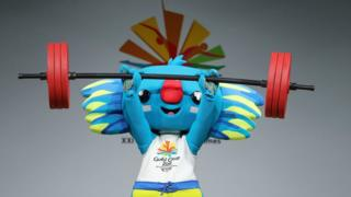 Gold Coast 2018 mascot