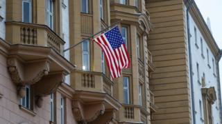 Sứ quán Mỹ ở Moscow
