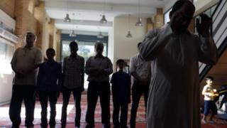 Muslimiin ku tukanaya Giriigga