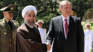 Ruhani ve Erdoğan