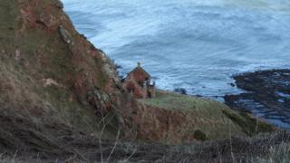 Smuggler's Bothy, Scottish Borders