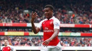 Alex Iwobi aurait pris part à une fête d'anniversaire à quelques heures du match d'Arsenal de dimanche dernier.