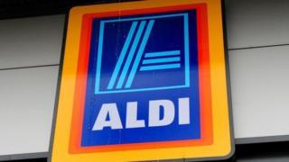 Aldi logo