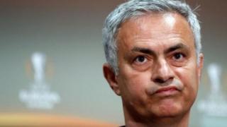 Kociyan Manchester United Jose Mourinho