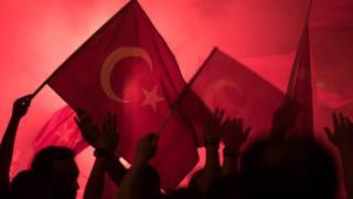 Флаги, Турция