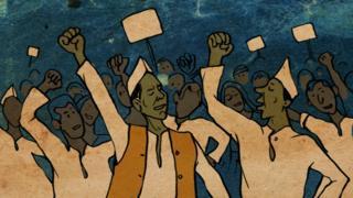 गांधी जी के हरिजन उत्थान आन्दोलन से प्रभावित हुए और दलित उत्थान और जागृति लाने का संकल्प लिया
