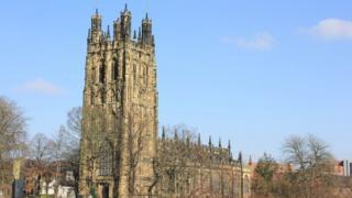 St Giles' Church, Wrexham