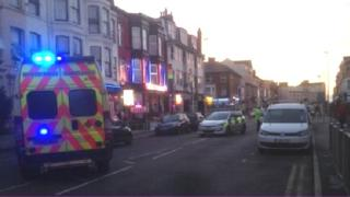Dickson Road police incident