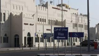 Сауд Арабиясы Катардын кургактагы жалгыз чек арасын жаап салды.