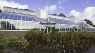 The National Botanic Garden of Wales, Llanarthney